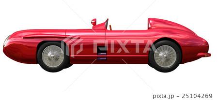 MERCEDES300SLRのイラスト素材 [25104269] - PIXTA
