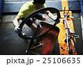 メッセンジャー 自転車整備 25106635