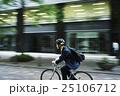 ビジネスマン サイクリング 25106712
