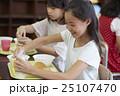 人物 女の子 子供の写真 25107470