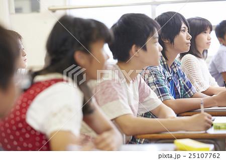 小学校 授業イメージ 25107762