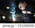 溶接作業 25108306