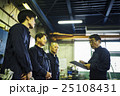 人物 男性 町工場の写真 25108431