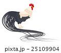 尾長鶏 25109904