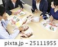 PRポスター決め、広告代理店 、編集部、広告制作会社 25111955