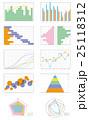 グラフ チャート 25118312