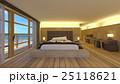 ベッドルーム 25118621