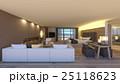 ベッドルーム 25118623