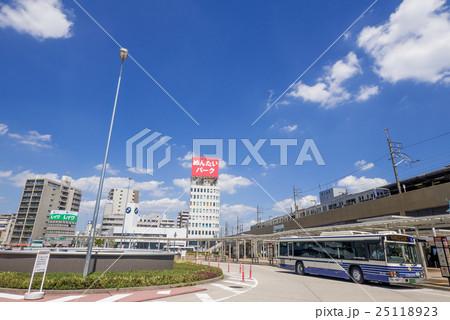 名古屋・大曽根駅・西口 駅前ロータリー 都市風景 25118923