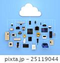モノのインタネットのコンセプトイメージ 25119044