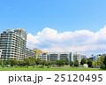 青空 雲 マンションの写真 25120495