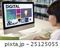 データ デジタル メディアの写真 25125055
