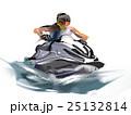 ジェットスキー 25132814