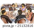 食事風景 25132816