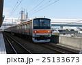 武蔵野線 電車 列車の写真 25133673