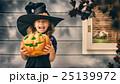 ハロウィン カボチャ 子の写真 25139972