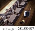 カフェの風景 25155457