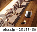 カフェの風景 25155460