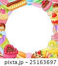 ベクトル フレーム 額縁のイラスト 25163697