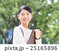 女性 若い 笑顔の写真 25165896