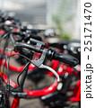 貸し自転車 25171470
