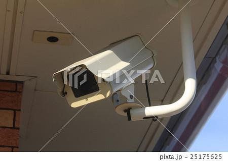 防犯カメラ 25175625