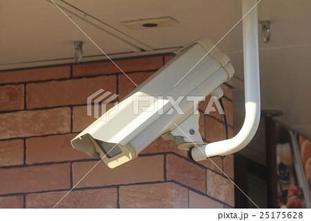 防犯カメラ 25175628