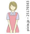 女性のイラスト(ヘルパー)01 25176563