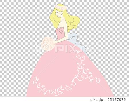新娘 婚禮 結婚禮服 25177076