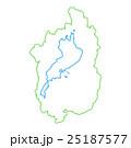 滋賀県地図 25187577