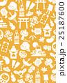 正月 背景素材 ベクターのイラスト 25187600