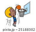 バスケットボールその1 25188302