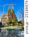 【スペイン】世界遺産 サグラダファミリア 25188879