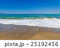 背景 ビーチ 浜辺の写真 25192456