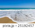 夏 背景 ビーチの写真 25192457