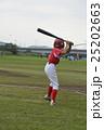 少年野球〜素振り 25202663