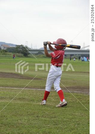 少年野球〜素振り 25202664