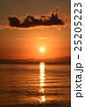 琵琶湖の朝の風景 25205223