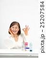 お化粧 シニア 25207584