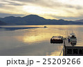 田沢湖 湖 遊覧船の写真 25209266