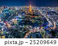 東京都 そびえる ナイトの写真 25209649