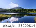 利尻山 利尻岳 利尻富士の写真 25209814