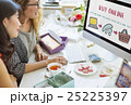 オンラインショッピング オンライン ネットショップの写真 25225397