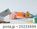 地震 ペーパークラフト 自然災害の写真 25233699