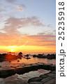 夜明け 温泉 天然温泉の写真 25235918