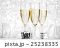 シャンパン シャンペン ワインの写真 25238335