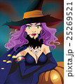 Poster. Sexy Halloween witch 25269521