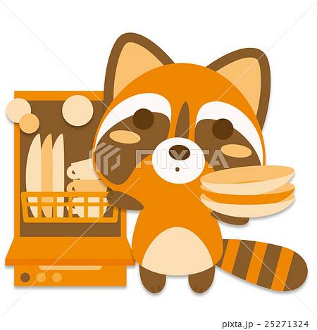 ウォシュぐま 食器洗浄機(橙系) 25271324