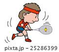 テニス両手打ち 25286399