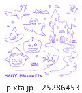 手描きハロウィンセット2 25286453